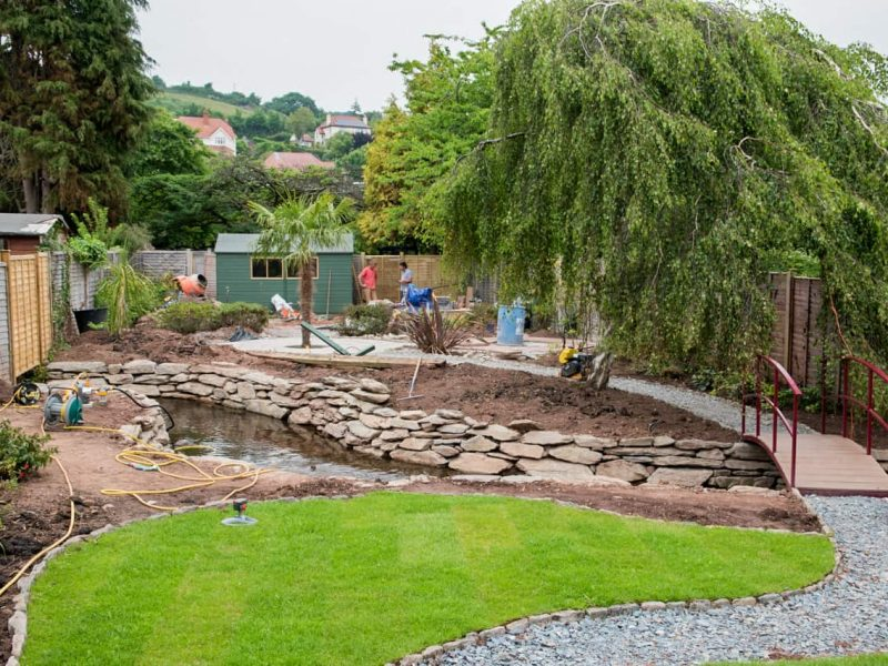 Natural water feature Minehead